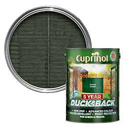 Cuprinol Forest Green Shed & Fence Treatment 5L