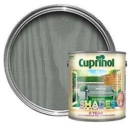 Cuprinol Garden Shades Wild Thyme Wood Paint 2.5L
