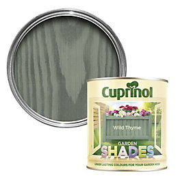 Cuprinol Garden Shades Wild Thyme Matt Wood Paint