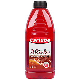 Carlube 2 Stroke Petrol (Motorcycle) Engine Oil 1L
