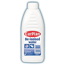Carplan De-Ionised Water 1L