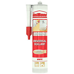Unibond Universal Multi-Purpose White Sealant 300 ml