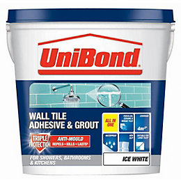 Unibond Ready Mixed Wall Tile Adhesive & Grout,