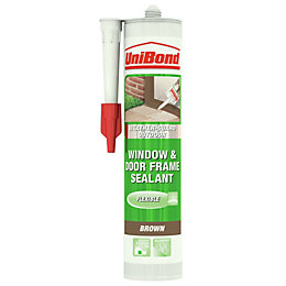 Unibond Brown Highly Flexible Frame Sealant