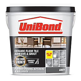 Unibond Ready Mixed Floor Tile Adhesive * Grout,