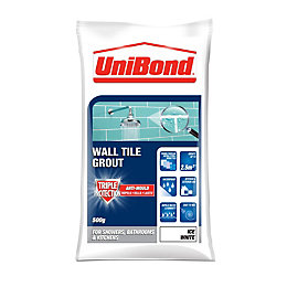 Unibond Ice White Powder Grout (W)500G