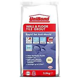 Unibond Rapid Set Flexible Cream Wall & Floor