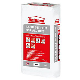 Unibond Rapid Set Powder Wall & Floor Tile