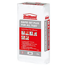 Unibond Rapid Set Wall & Floor Tile Adhesive