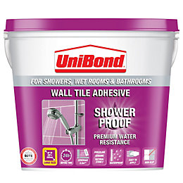 Unibond Showerproof Ready to Use Wall Tile Adhesive,