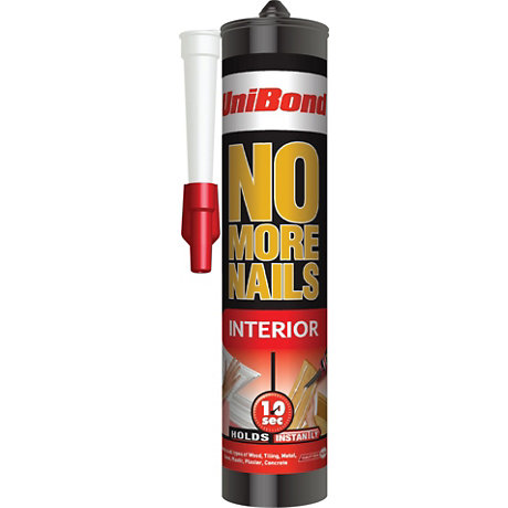 Unibond No More Nails Adhesive 300ml - 2 for £7