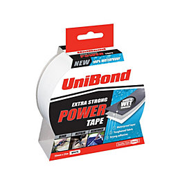 Unibond Power Tape Gaffer Tape (L)25m (W)50mm