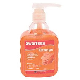 Swarfega Orange Hand Cleaner with Pump, 450 ml