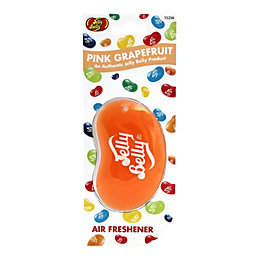 Jelly Belly Pink Grapefruit Hanging Air Freshener