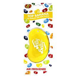 Jelly Belly Top Banana Hanging Air Freshener