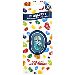 Jelly Belly Blueberry Car Vent Air Freshener