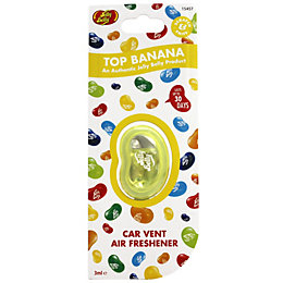 Jelly Belly Top Banana Vent Air Freshener