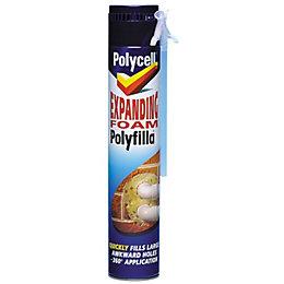 Polycell Polyfilla Expanding Foam
