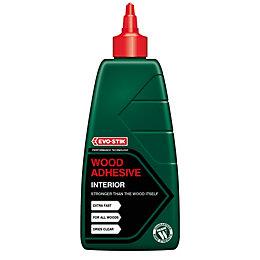 Evo-Stik Wood Adhesive 1L