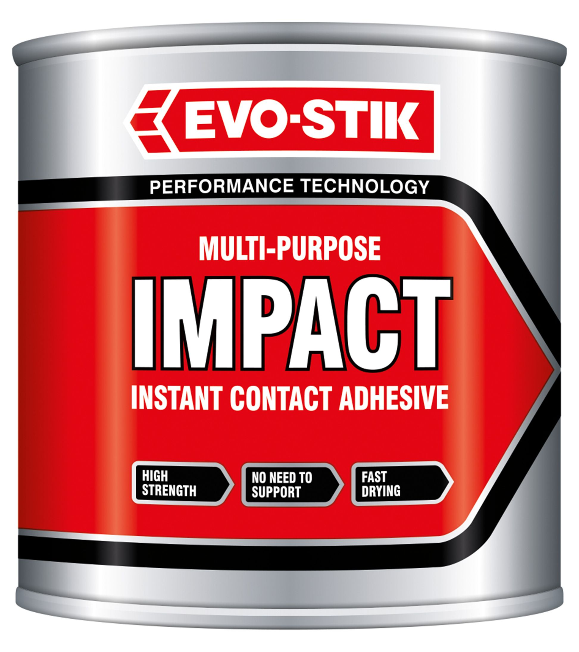 Evo Stik Contact Adhesive 250ml Departments Diy At B Amp Q
