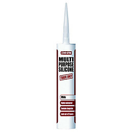 Evo-Stik Multi-Purpose White Sealant 310 ml