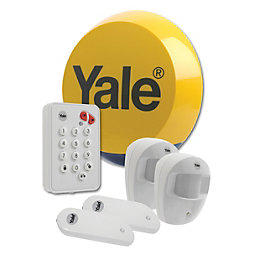 Yale Wireless Easy Fit Alarm Kit