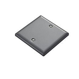 Volex 1-Gang Blanking Plate
