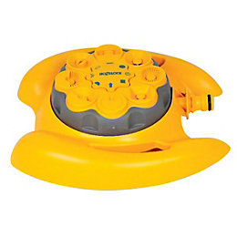 Hozelock Yellow Sprinkler