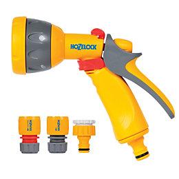 Hozelock Grey, Red & Yellow Multi Spray Starter