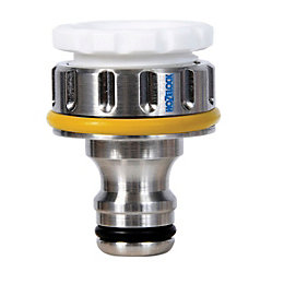 Hozelock Pro Threaded Tap Connector
