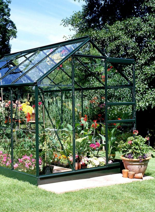 Buyer's Guide to Greenhouses