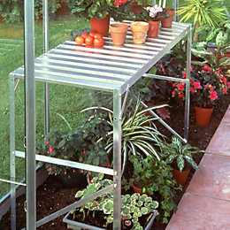 Halls Greenhouse Staging