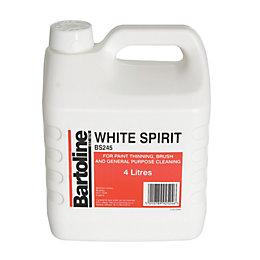 Bartoline White Spirit 4L
