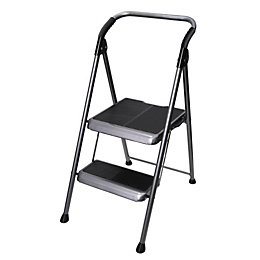 Abru 2 Tread Steel Big Step Step Stool