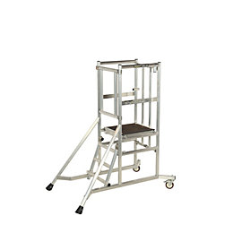 Werner Free Standing Podium Step Platform (H)710mm