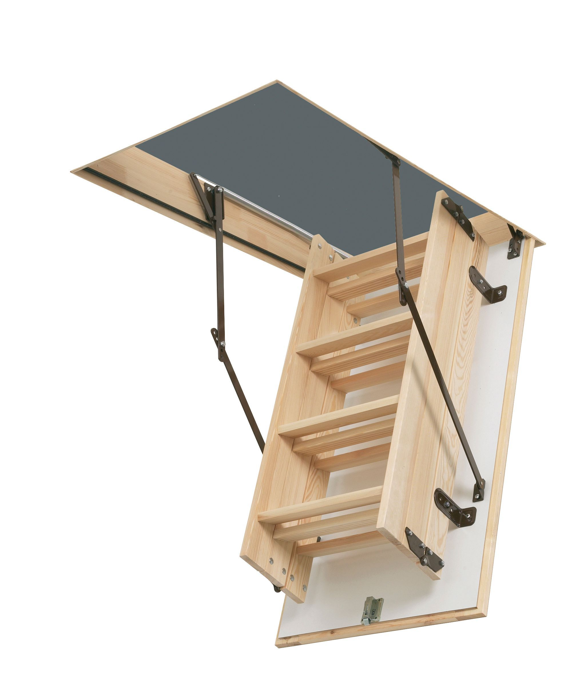 Abru 3 Section 12 Tread Folding Loft Access Kit