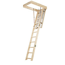 Image of loft ladder