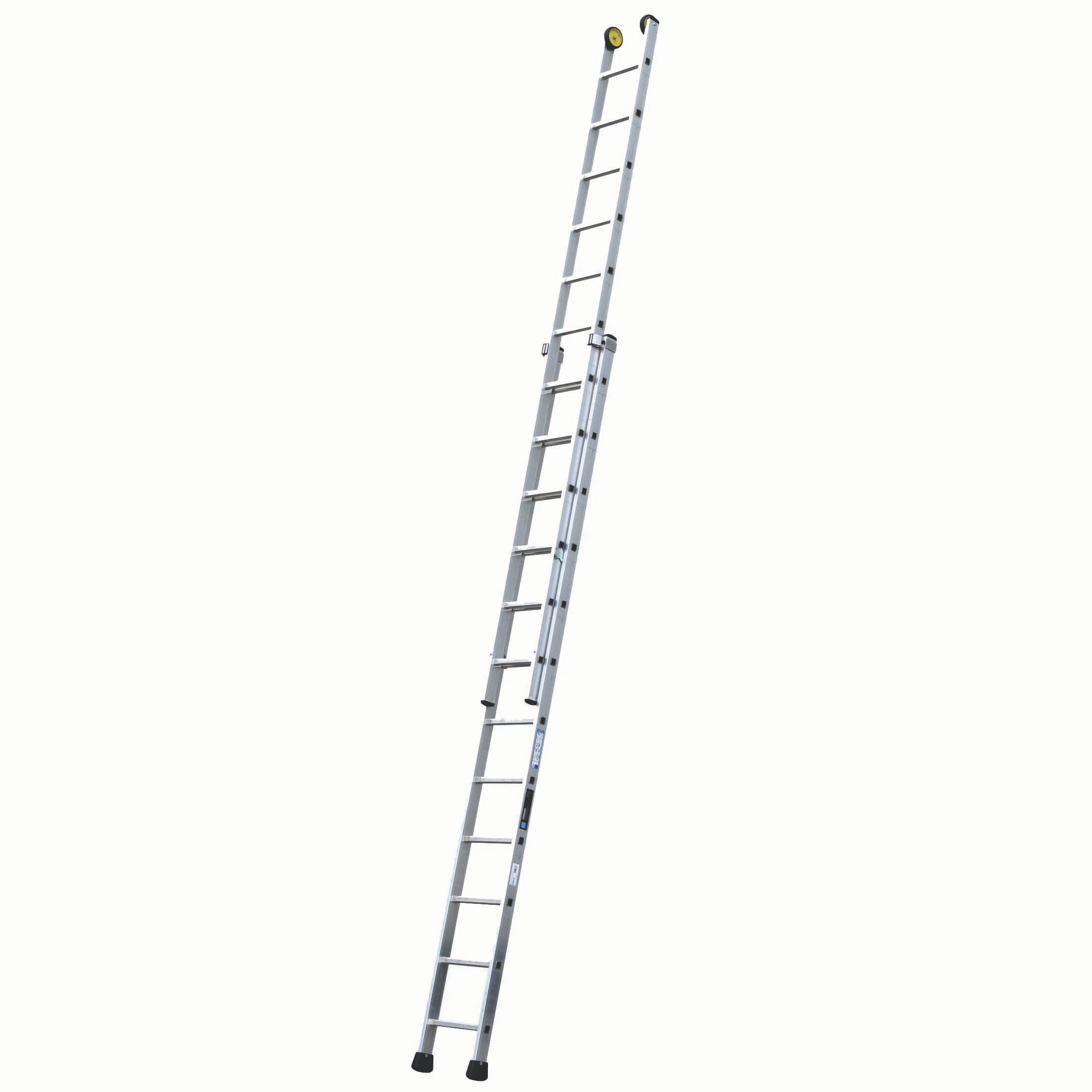 Werner Industrial Double 24 Tread Extension Ladder