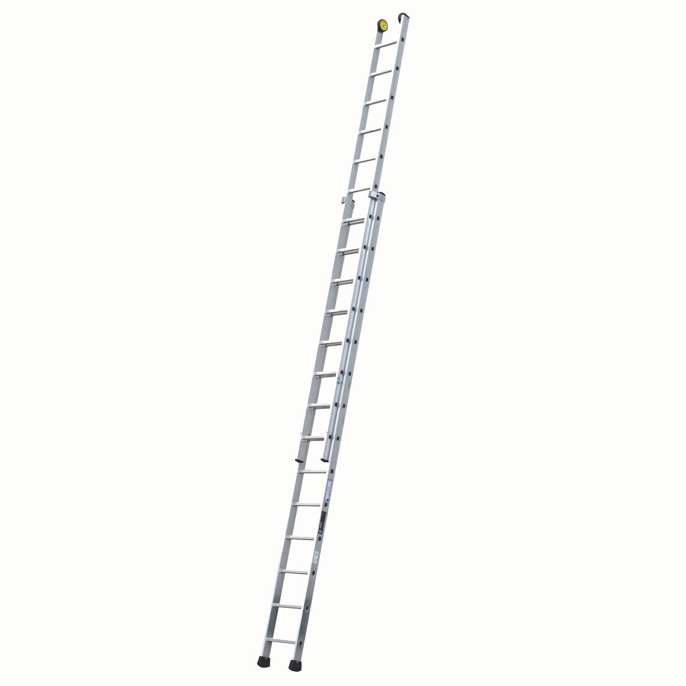 Werner Industrial Double 28 Tread Extension Ladder