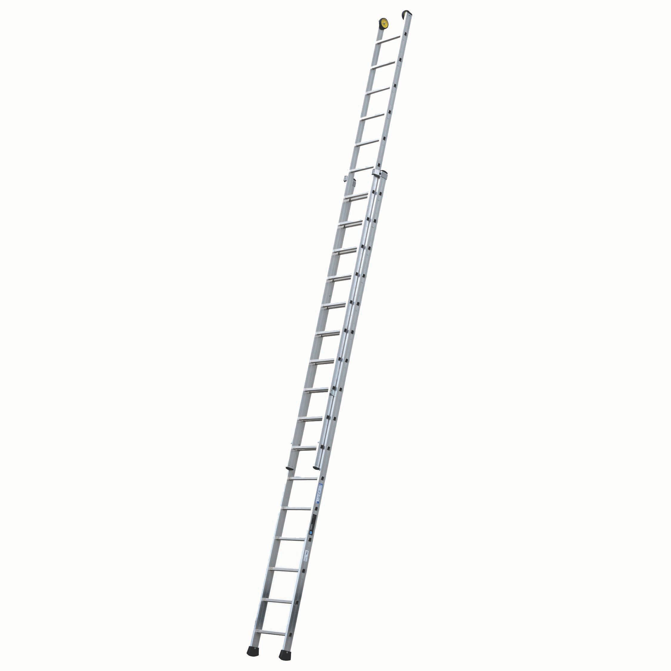Werner Industrial Double 32 Tread Extension Ladder