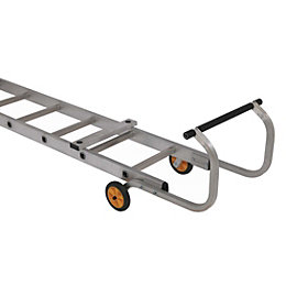 Werner Trade Aluminium Single Roof Ladder