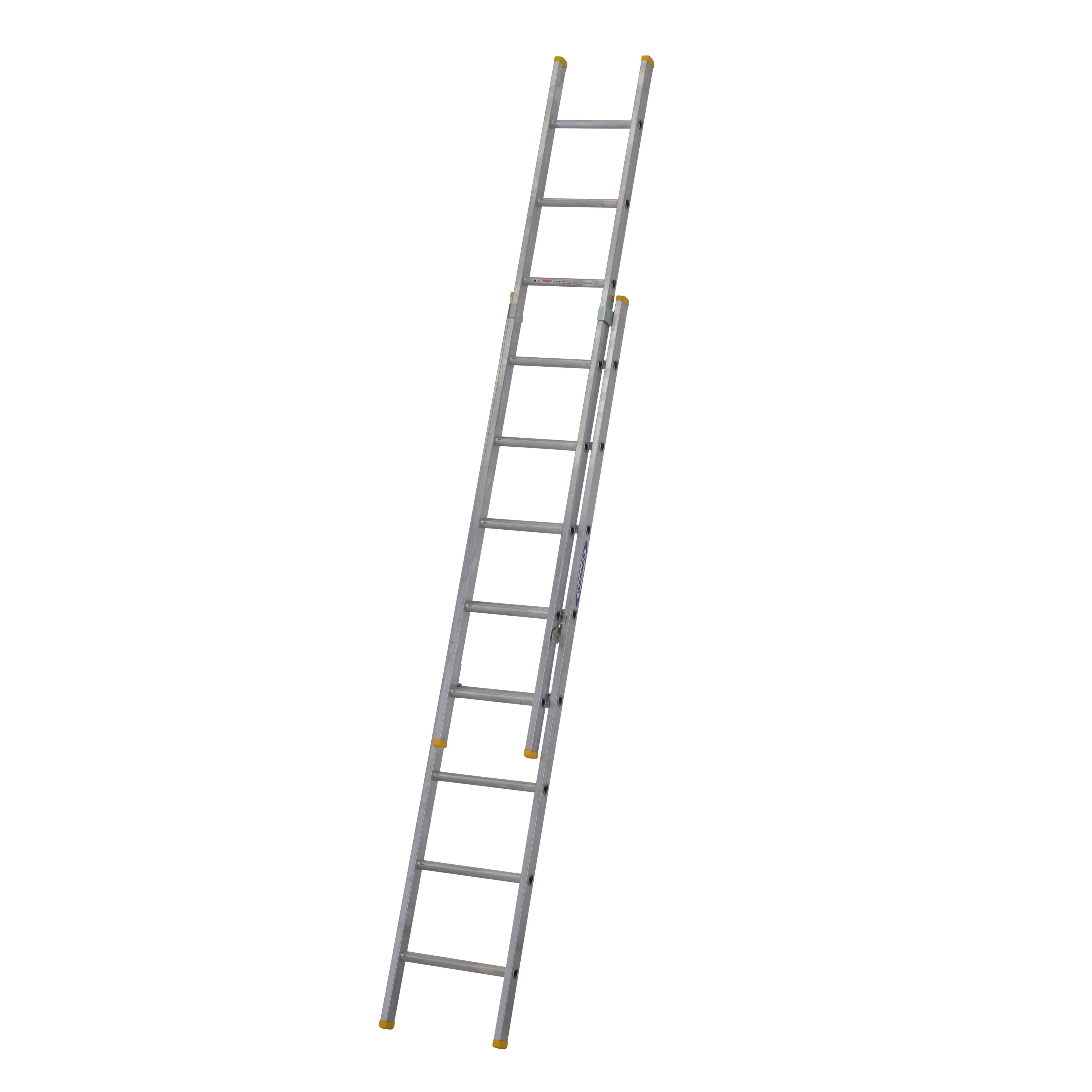 Werner Trade Double 16 Tread Extension Ladder