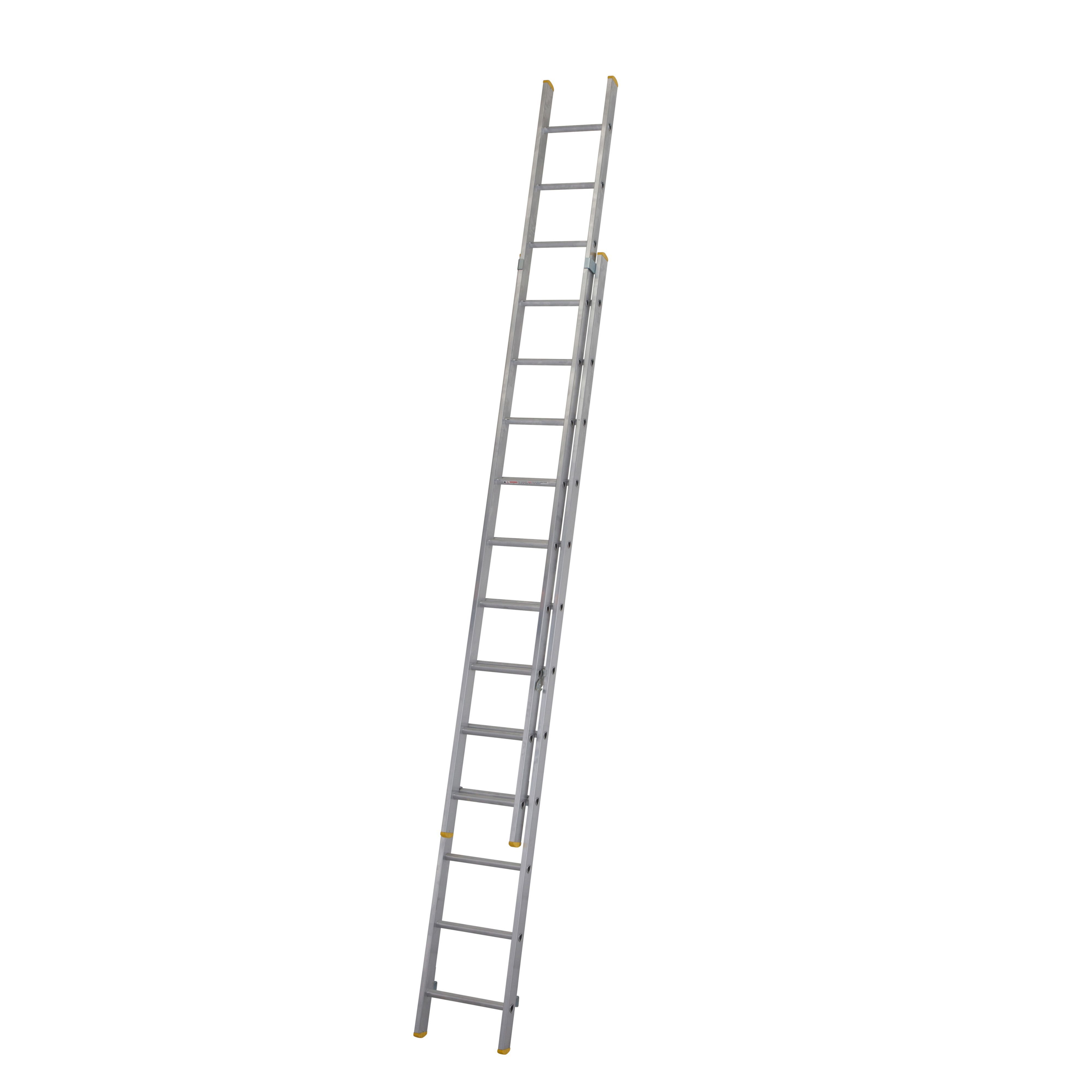 Werner Trade Double 24 Tread Extension Ladder
