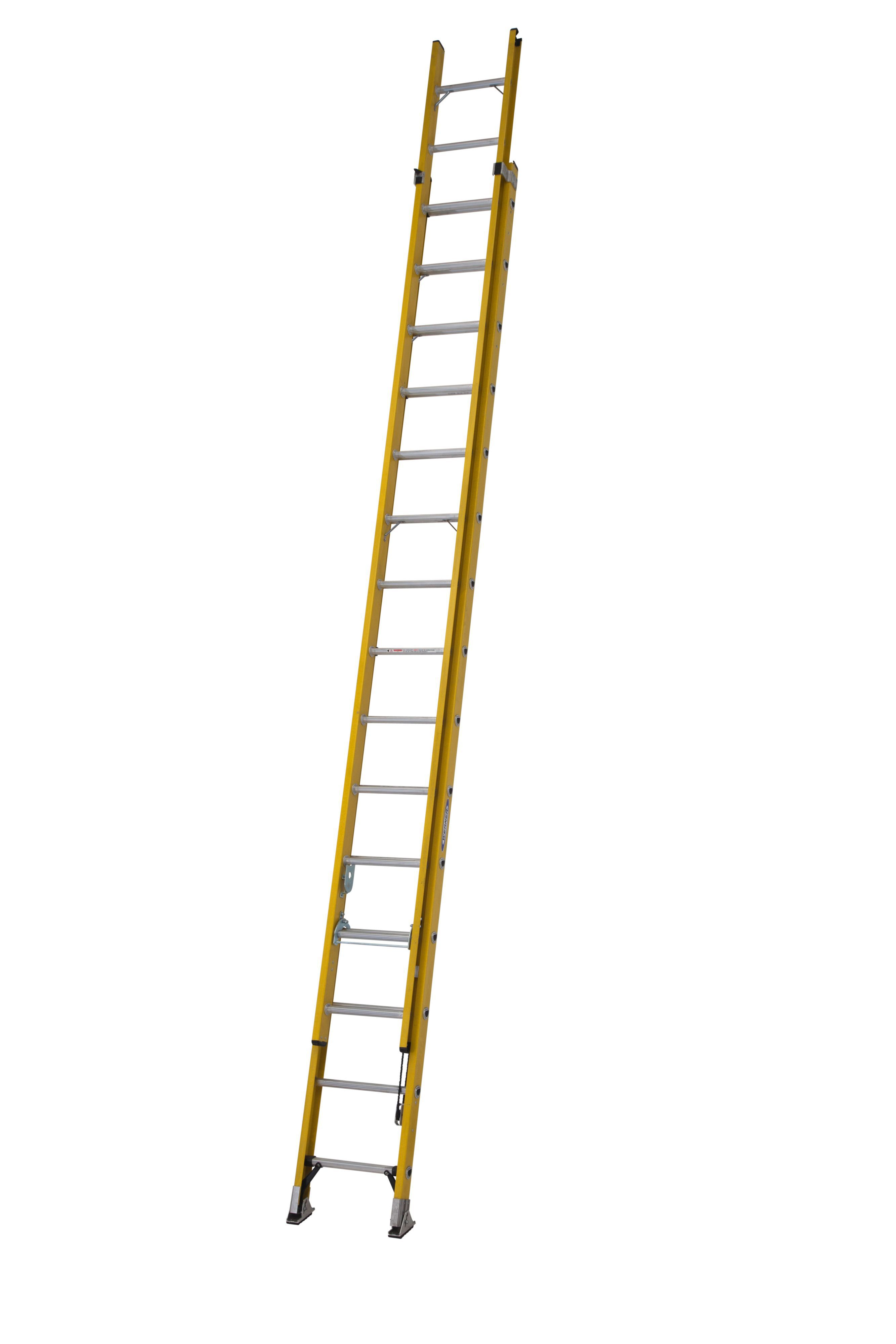 Werner Trade Double 30 Tread Extension Ladder