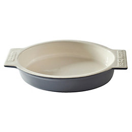 Mason Cash Baker Lane Grey Gratin Dish