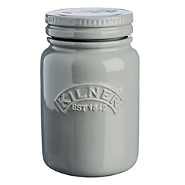 Kilner 600ml Morning Mist Ceramic Jar