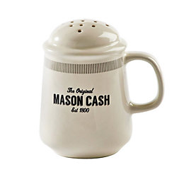 Mason Cash Baker Lane Cream Flour Shaker