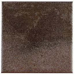 Metallic Copper Finish Porcelain Wall Tile, Pack of