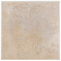 Metallic Cream Porcelain Wall Tile, Pack of 100,