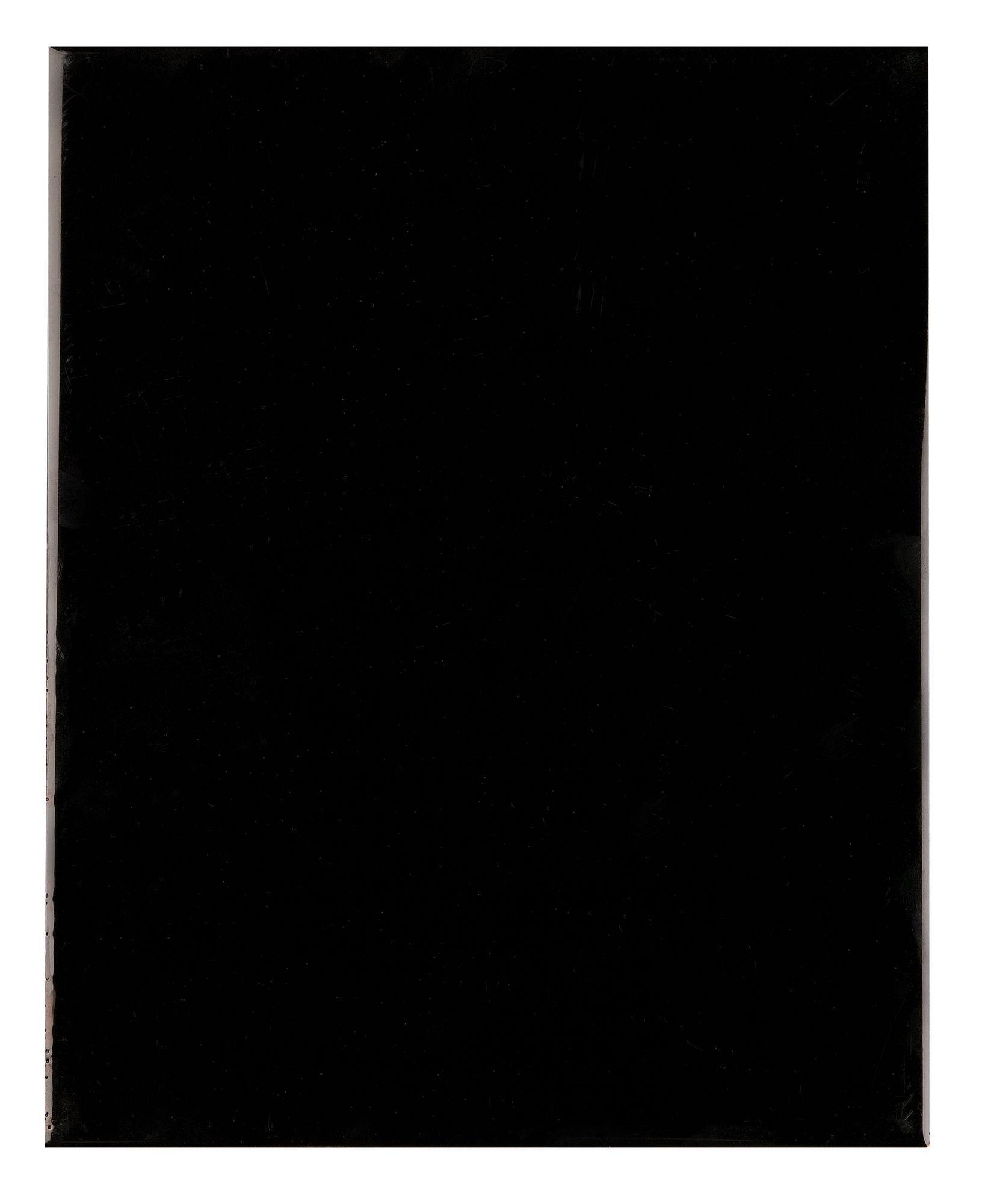 Designer Black Ceramic Wall Tile, Pack Of 8, (l)300mm (w)400mm